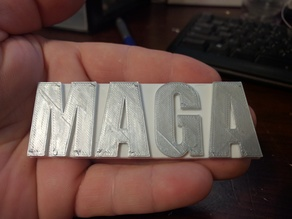 MAGA (Make America Great Again)