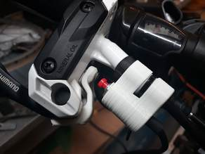 Mag mount kill switch for e-bikes