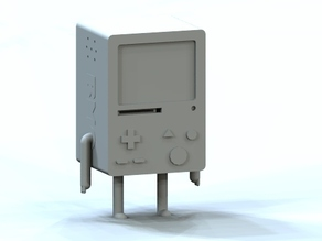 Adventure Time BMO (with innards!)