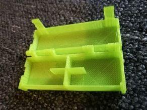 hinge clamp case