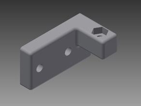 Z-Axis End-Stop For Solidoodle 4