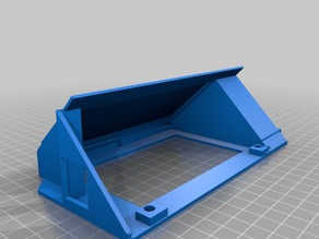 RB2 AstroPrint 5 Inch Extra Extreame Tilt Housing