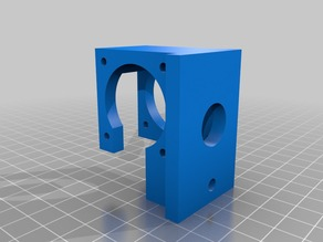 QU-BD Extruder Replacement Part: Five