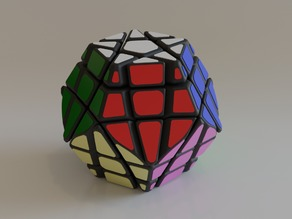 Fisher Megaminx