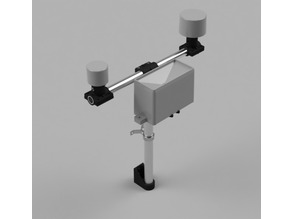 Weather Station mounting brackets