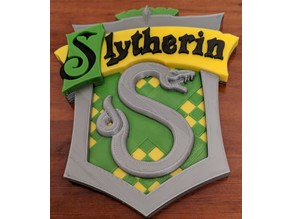 slytherin Harry Potter multimaterial (Prusa mmu)