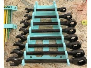 Schraubenschlüsselhalter / Open-end wrench holder