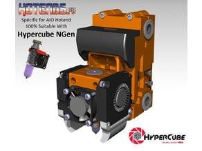 Head hot Swap AIO Hotends.fr For Hypercube Ngen