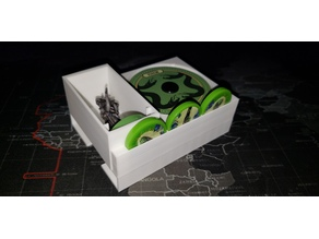 Unmatched Modular Character Holder/Insert