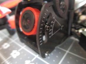 Walkera Furious 215 Camera Holder for Runcam Eagle 16:9