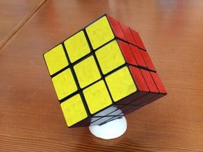 Tiny Rubik's Cube Stand