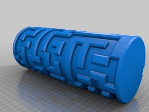 Cylinder Maze Assembly
