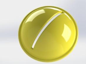 Golf Ball Marker - Alignment tool v1