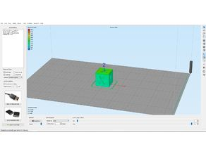 Simplify3D printer profile(.fff) for Flashforge Creator Pro / CTC