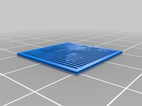 My Customized Pixel Beads Photo Panel