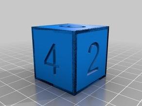 3cm Dice Cube