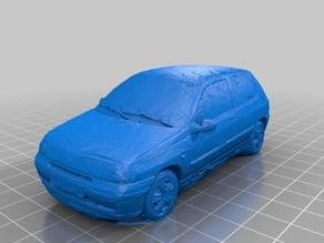 Renault Clio '98 - 3D Scan