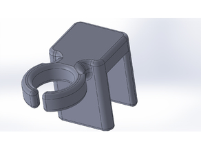 Anet A6 filament guide open or closed