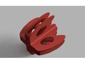 EPP (8.5, 6 or 3mm) INDOOR PLANE PROGRESS MOTOR MOUNT