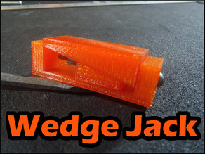 Jailcee W-Jack (wedge jack)