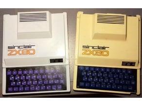 Sinclair ZX80 Case