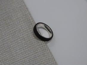 Bicolor ring - EU size 60