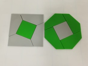 Square – Octagon Dissection