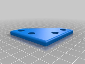 20x20 Corner Bracket and/or Feet