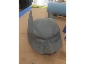 Batman Mask Form for Vacuum-Forming
