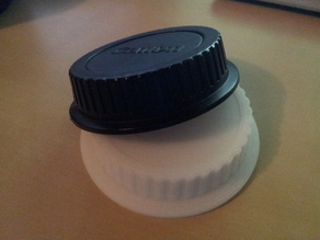 Canon EFS lens cap