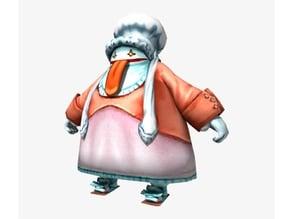 Quina From Final Fantasy IX