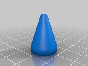 Boquilla para tubo flexible modular de ventilación de capa