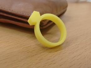Ring for workshop