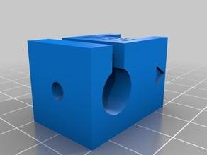Yagi insulator element 10 mm boom 11.6 mm