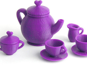 Makies Tea Set