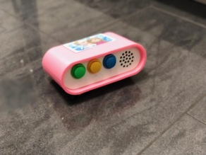 TonUINO Gehäuse (RFID Mp3 Player für Kinder)