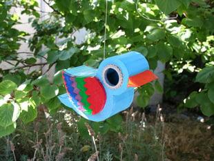 Birdy Birdhouse