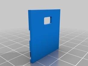 HP Elitebook 2760p Battery Cover