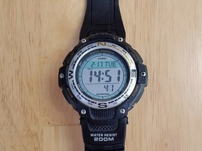Casio SGW-100 Watch Strap