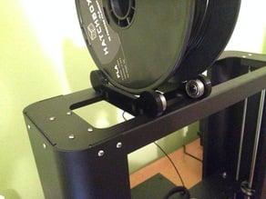 Printrbot Metal Plus Spool Stand 6.6cm Side Piece for Hatchbox Filament