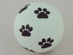 Panther Paw Prints