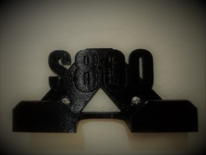 S800 Reptile Wing Wall Mount