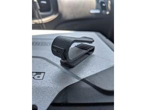 Car sunglass Visor Clip (Modified)