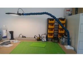 Workbench LED Lamp Mount