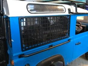 RC4WD Defender D90 Window Grille
