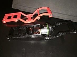 micro crawler frame losi wltoys redcat etc