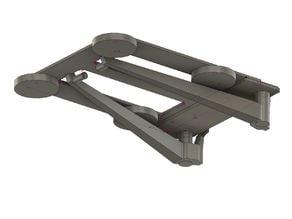 Ender 5 bed support_flat