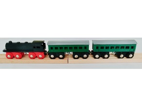 Steam Toy Train