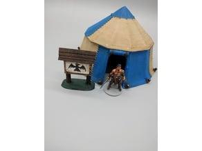 OpenForge - Pavillion / Large Tent