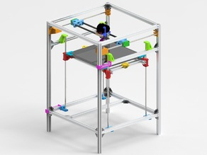 Hypercube 300 Reworked Z axis